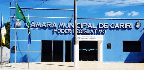Câmara Municipal de Cariri do Tocantins