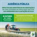 Audiência Pública!