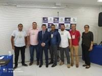Vereadores de Cariri participam de curso sobre Competências Legislativa e o exercício do mandato.